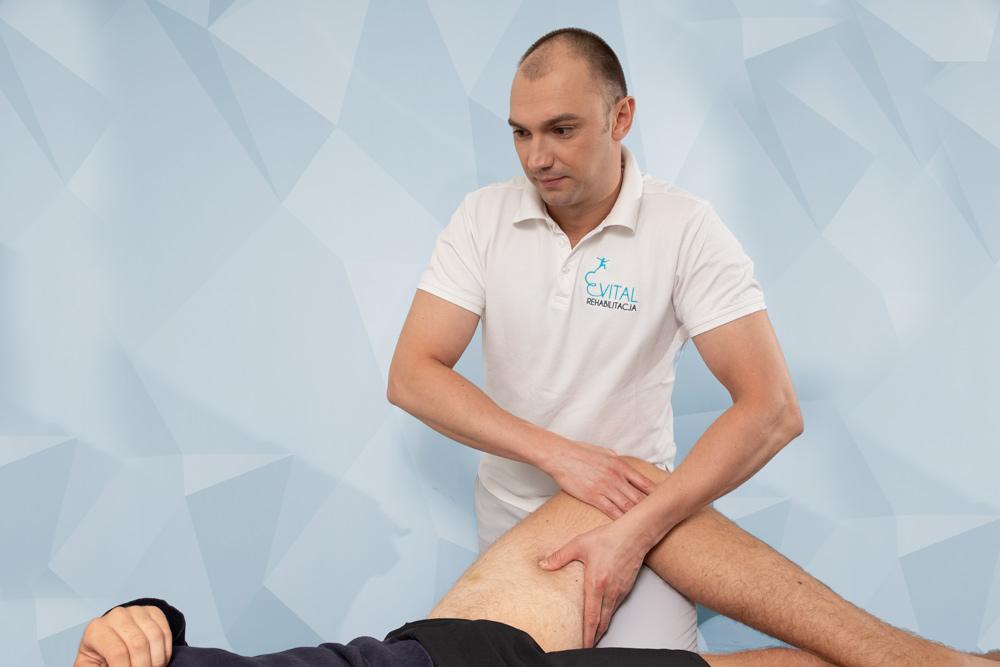 masaż powięziowy