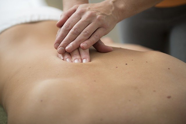 masaż kręgosłupa warszawa