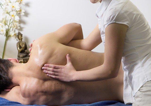 masaż leczniczy warszawa