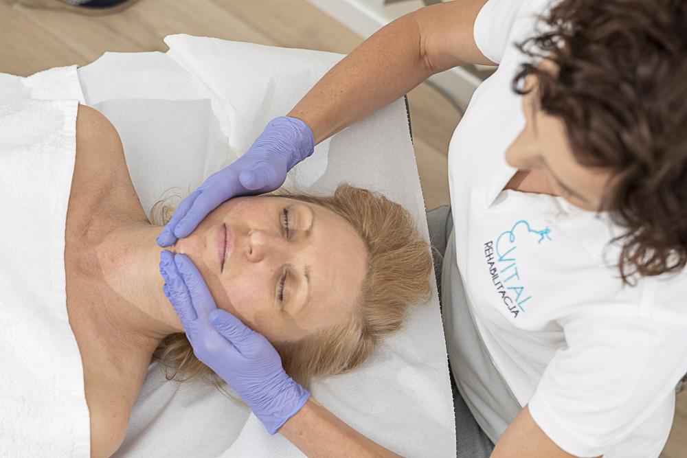 masaż twarzy warszawa