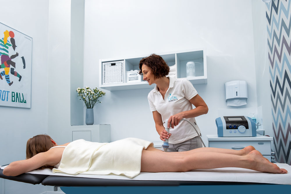 terapia falą uderzeniową w Evital